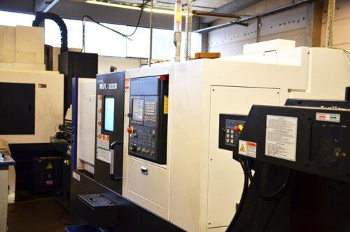 CNC-svarv